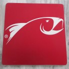 Rising Fish Logo Coaster